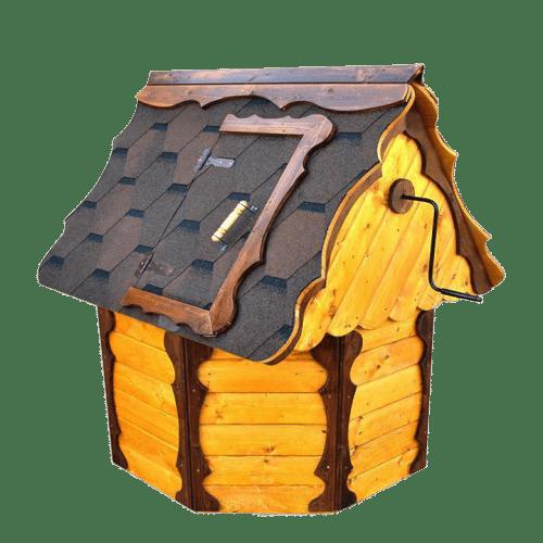 Недорогие домики для колодца в Щелковском районе